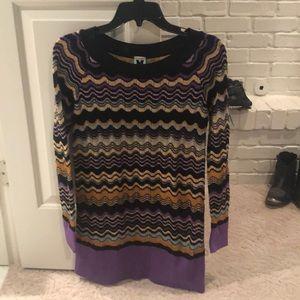 M Missoni sweater dress size 38